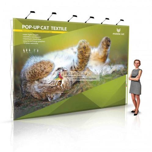 Pop up Тканевый Pop-up Cat Textile